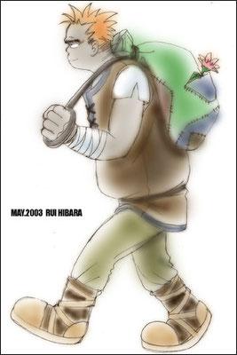 巨人族の少年