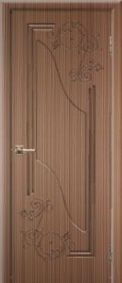 """12. Межкомнатная дверь """"Каролина"""" (без стекла). ЦЕНА: 4495 рублей."""