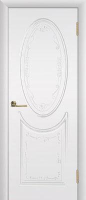 """19. Межкомнатная дверь """"Венеция"""" (без стекла). ЦЕНА: 6525 рублей."""