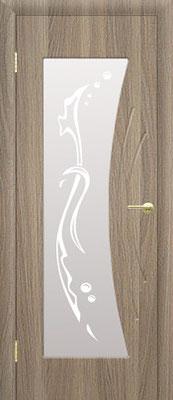 """11. Межкомнатная дверь """"Марта"""" (со стеклом). ЦЕНА: 6380 рублей."""
