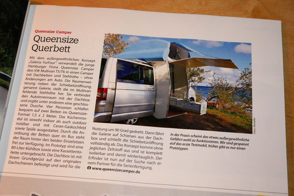 Camper Vans Nr. 1/2019, Seite 25