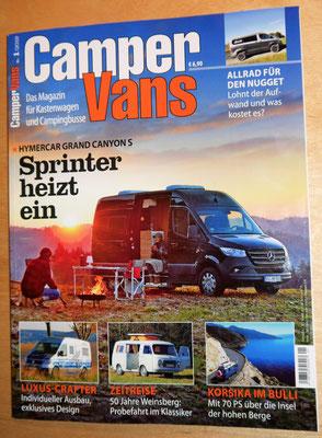 Camper Vans Nr. 1/2019