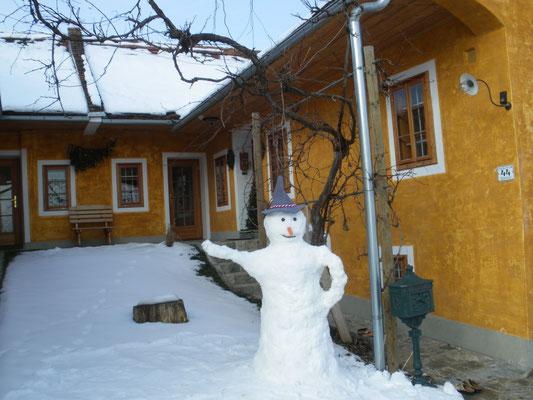 Dreikanthof Winter