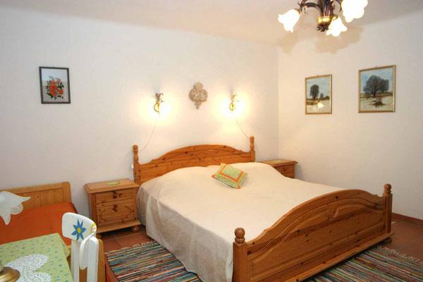 2Bett-Schlaffzimmer Apartment Fewo2