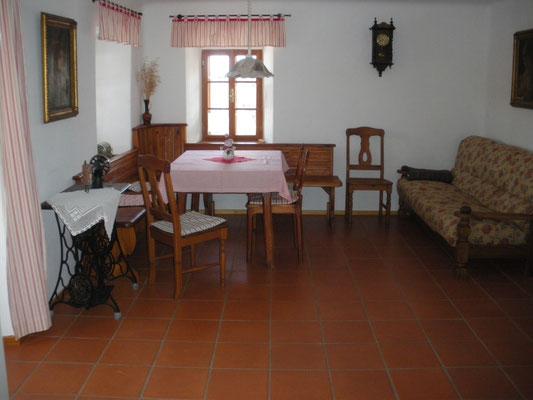 Apartment Fewo1  Küchenbereich