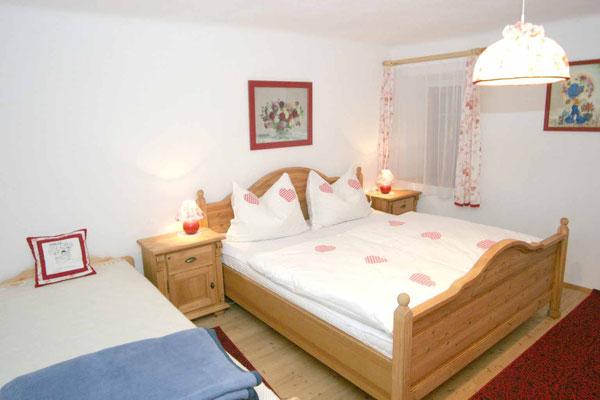 Ein 3Bett-Schlafzimmer Apartment Fewo1