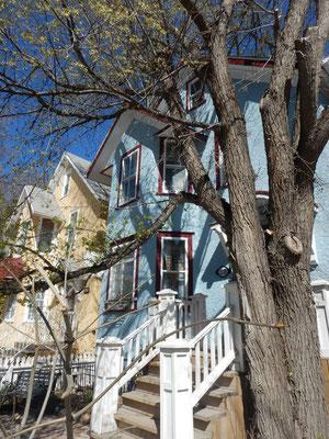 das Inn Viertel von Regina