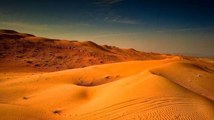 Oman Wahiba Sands  -   All images: © Klaus Heuermann  -
