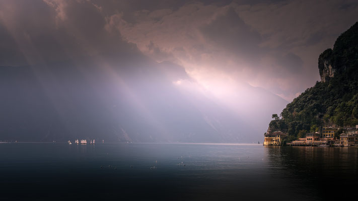 Riva del Garda _ August 2020  -   All images: © Klaus Heuermann  -