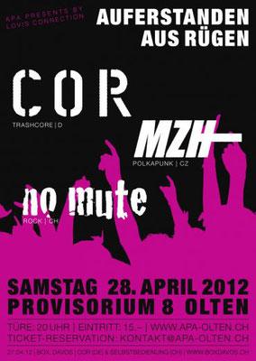 28.04.12  ll  COR  l  MZH  l  NO MUTE