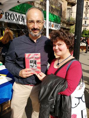 """Amb Josep Maria Ibarra (""""L'enigma de l'Idzumo"""")"""