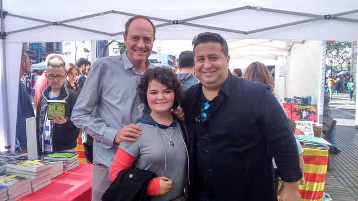 Àngel Burgas, Mixa i Ricard Ruiz Garzón