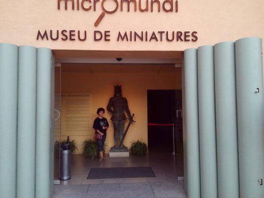 Museu de miniatures Micromundi