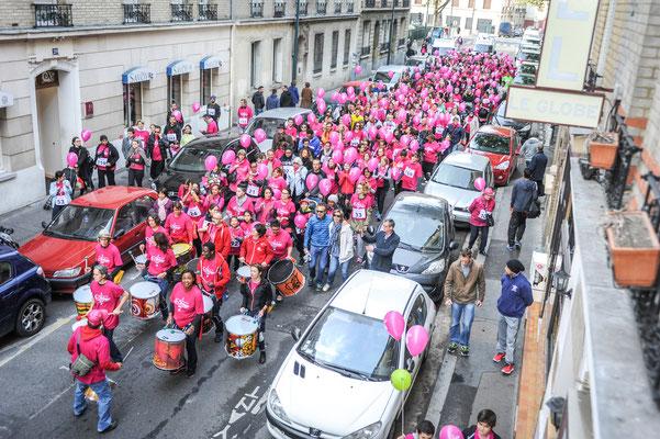 Batucada Zé Samba - La Clichoise - Octobre 2015 © Ville de Clichy
