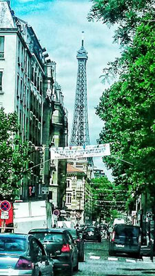 Rue St Charles