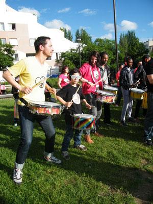 Fête de la musique - Saint-Ouen - Juin 2013 © Tous droits réservés