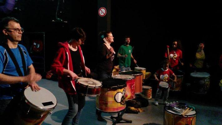 Zé Samba Dub 2015