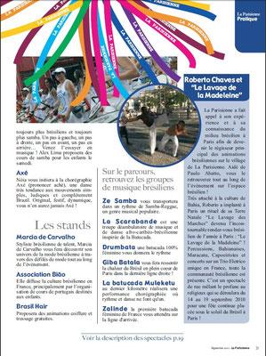 La Parisienne Mag 2010