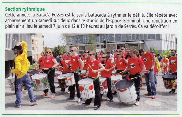 Fosses Mag - Juin 2014