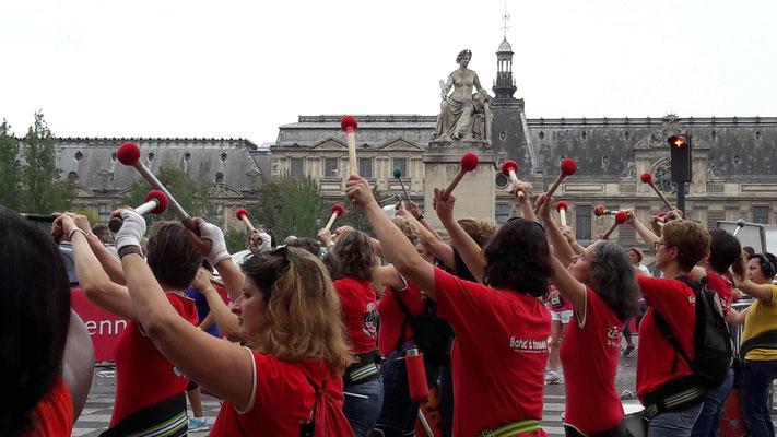 La parisienne - Zé Samba et la BAF