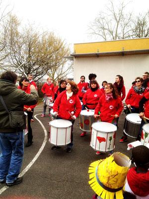 BAF - Carnaval école maternelle Lucie Aubrac - Gonesse