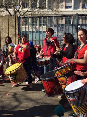 ça se passe à Vitry-sur-Seine - Association Zé Samba