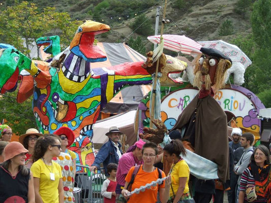 ... et hop c'est carnaval !