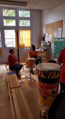 Zé Samba - Retour à l'école maternelle