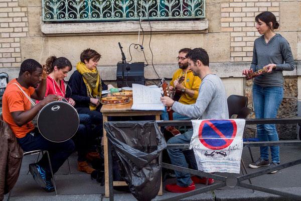 Fête de la rue Pasteur - © Jean Michel Sicot