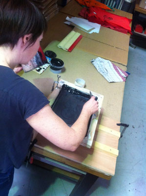 Atelier Sérigraphie - Samedi 17 mai à Saint-Ouen