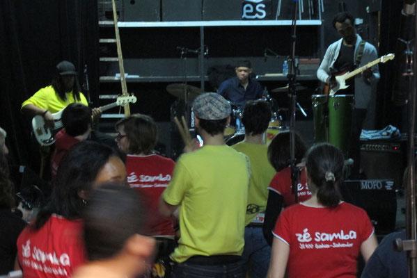 Zé Samba Dub à Mains d'Oeuvres
