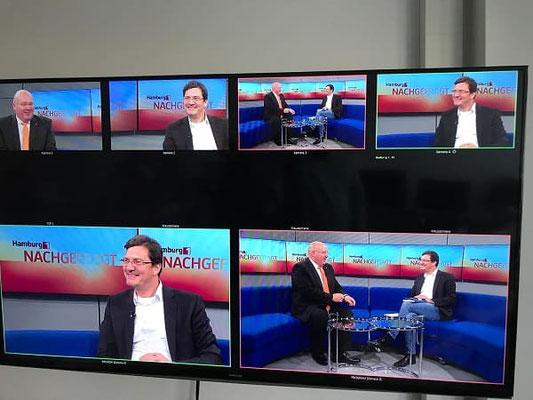 ... Jörg Rositzke mit Kai Schimmelfeder im Interview