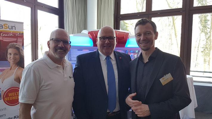 Speaker-Trio v.L._ Matthias Jackel, Kai Schimmelfeder, Christian Bremer