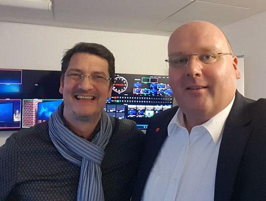 ... Jörg Rositzke und Kai Schimmelfeder