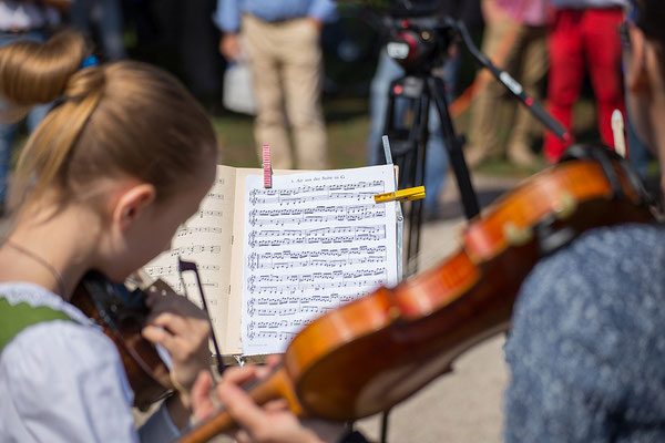 Violinenduett - Event Impression