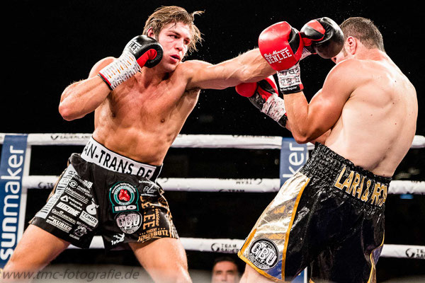 Boxkampf mit Vincent Feigenbutz 2019