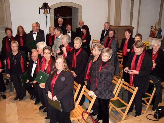 Chormitglieder  (2007)