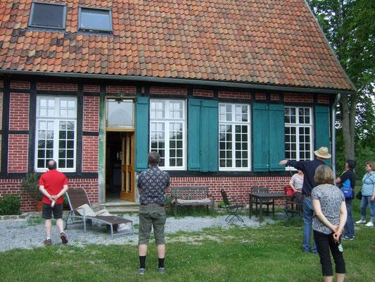 Dieser älteste Hof im deutschsprachigen Raum wird von der Familie Busch bewohnt.