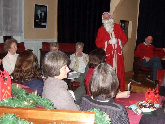 Dann kam der Nikolaus und ...