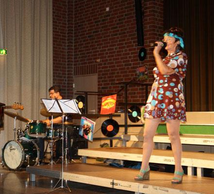 Solistin Ulrike Schlottbohm konnte mit ihrer tollen Stimme überzeugen