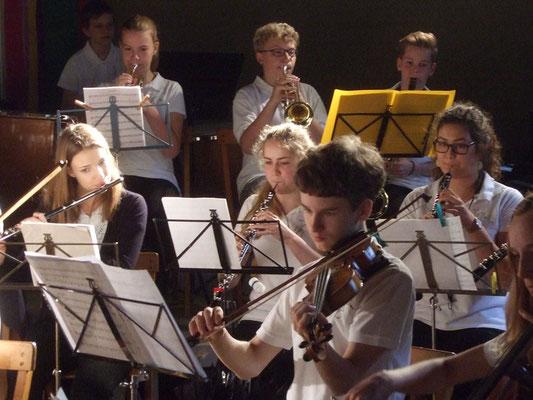 Schulorchester Lüdinghausen