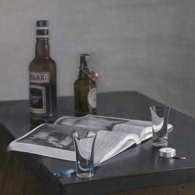 Montag Abend beim Schmidt (80x80)