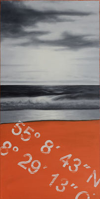 Rømø II (50x100)