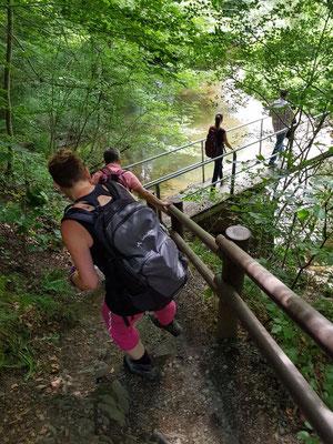 single wandern - wandertouren - Hessen Rheinland NRW