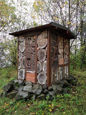 Insektenhotel am Steinerother Kopf