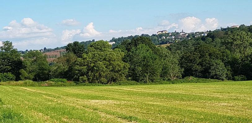 Blick Richtung Hachenburg