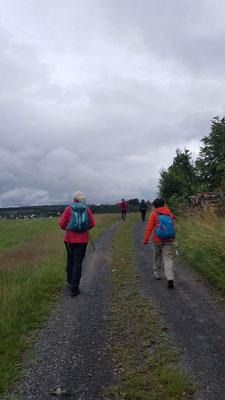 Gesundheitswandergruppe Mörsbach on Tour!