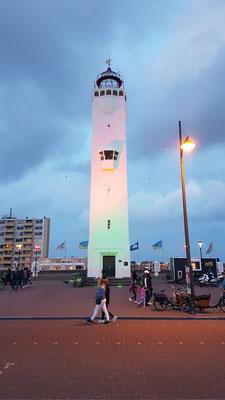 Der Leuchtturm am Boulevard