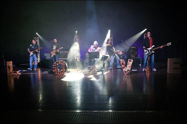 Beppe Lentini & The Great balls of Fire - Auditorium Zanon Udine 2014-12