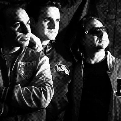 Stefano, Lorenzo e Federico
